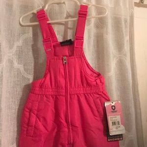 Other - Brand new with tags 2T snow pants
